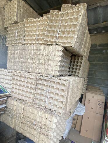 Услуги - Арчалы: Продаётся лотки и коробки под яиц