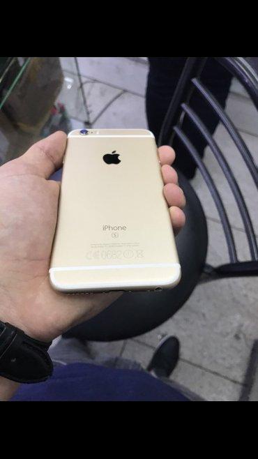 продаю айфон iphone  6s 16 g состояние идеально нет царапин покупала и в Бишкек