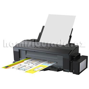 a4 - Azərbaycan: Printer Epson L1300Display: YoxÇap növü: Print,Copy,Scan