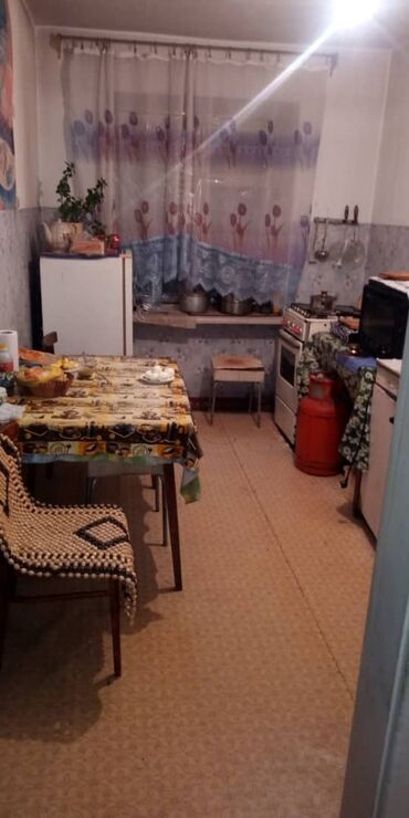деревянный дом бишкек в Кыргызстан: Продается квартира: 4 комнаты, 100 кв. м