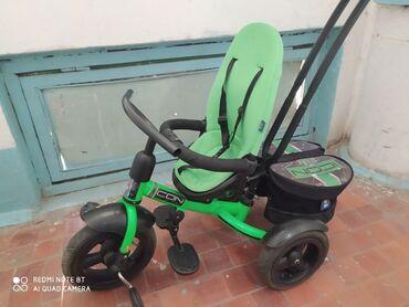 детское велокресло в Кыргызстан: Продам детский велосипед, состояние отличное полностью разборный в