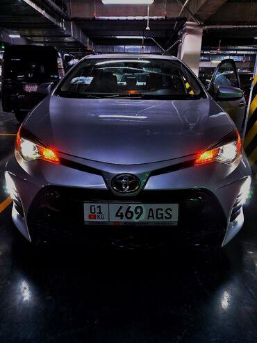 Toyota Corolla 1.8 л. 2016 | 35000 км
