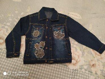 детская куртка для девочки 5 6 лет в Кыргызстан: Детская куртка новая отличного качества. На 5-6 лет весенне- осенняя