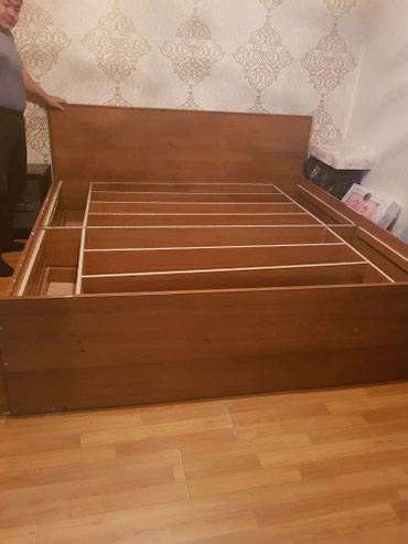 Продаю кровать 2*20 на 2. срочно в Бишкек