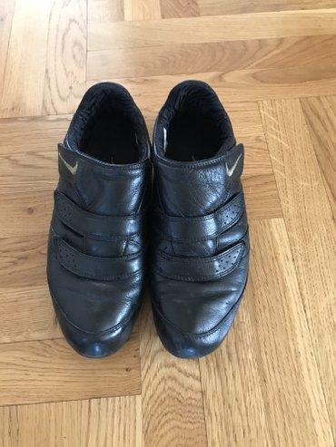 Crne kozne Nike patike broj 38 - Crvenka