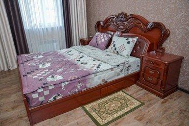 Постельное белье размер 210*230 Ткань Россия бязь 100%хлопок в Бишкек