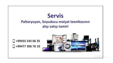 Məişət xidmətləri - Azərbaycan: Paltar yuyan usdasi