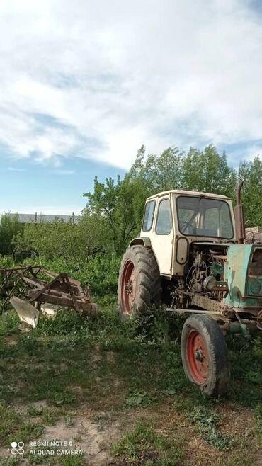 Транспорт - Тюп: Сельхозтехника