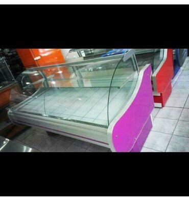 Vitrin soyuducular islenmis - Азербайджан: VITRIN SOYUDUCULARI SATILIR  Restoran ve magaza ucun avadanliqlarin s