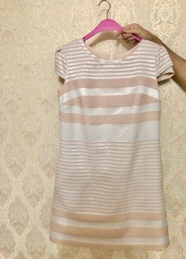 Платья турецкие,разм 42.цвет белый/коралл .длина до
