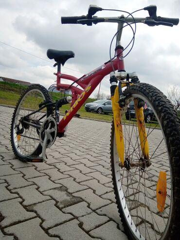 carape sa prstima u Srbija: Polovna bicikla sa 16brzina
