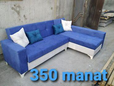 sud - Azərbaycan: Künc divanlar 240×150 ölçüdədir. Hər bir divan kitab kimi açılır, altı