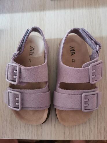Nove Zara sandalice, nama ne odgovara broj. Placene 3290, prodajem ih