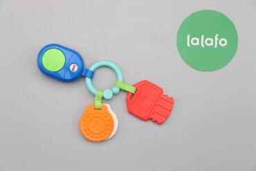 Игрушки - Украина: Дитячий музичний прорізувач з сигналізацією машини Fisher-Price    Lal