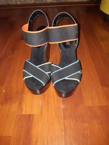 Zenske sandale broj - Srbija: Preudobne zenske sandale Kratko nosene Br.37