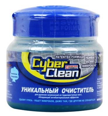 Гель-масса Cyber Clean Blue 145г в Бишкек