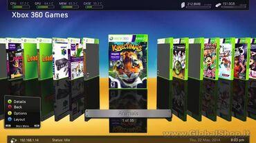 xbox oyunları - Azərbaycan: Freeboot Xbox 360 oyunlarin yazilmasi