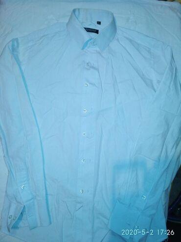 XL - размер, мужская рубашка (сорочка), классическая, с длинным