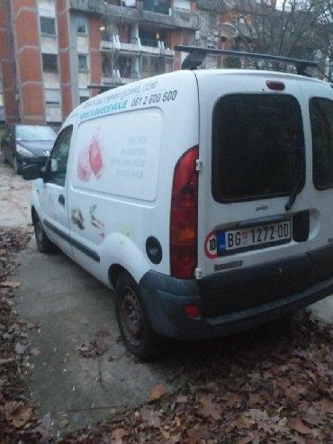 Renault | Srbija: Renault Kangoo 2004