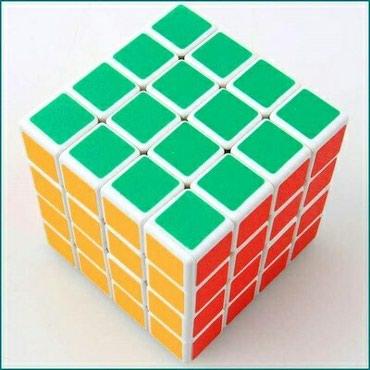 rubik - Azərbaycan: 4x4 Kubik Rubik Tam Şəkildəki Kimi Sadə 3x3 Kubun 4x4-ü. Rənglər
