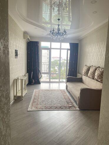 1 комната, 72 кв. м, С мебелью