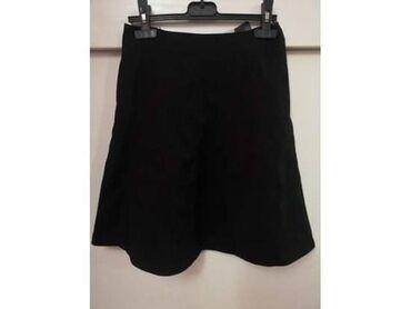 Suknja duzina - Srbija: H & M zvonasta zimska suknja Jako kvalitetna,postavljena,nije sa n