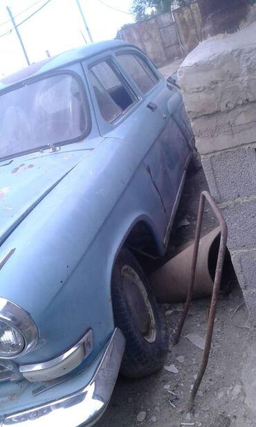 ГАЗ - Лебединовка: ГАЗ 22 Volga 1960