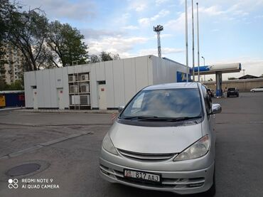 Toyota - Кыргызстан: Toyota Estima 3 л. 2001 | 90 км