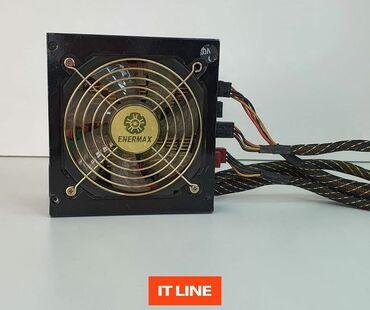 аккумуляторы для ибп 120 а ч в Кыргызстан: Магазин компьютерной техники:⠀Модель: Блок питания Enermax LIBERTY DXX