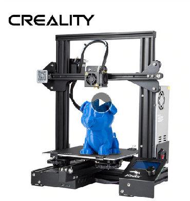 термосублимационный принтер dnp ds rx1 в Кыргызстан: CREALITY 3D-принтер Отличный 3D принтер как для Новичка так и Опытного