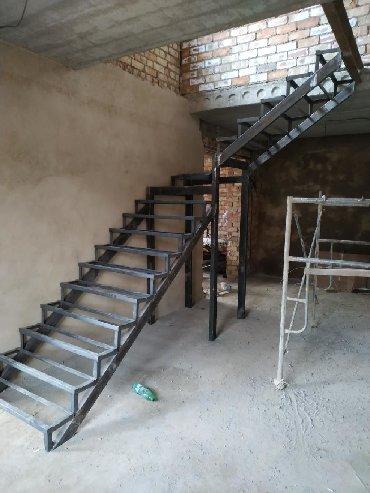 чердачные складные лестницы в Кыргызстан: Изготовление лестниц, перил и кованых изделий. По приемлемым ценам и в