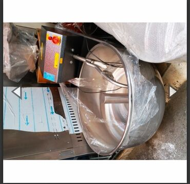 тесто каталка в Кыргызстан: Gigant Mixer 100 кг тестомесильная машина 220В и 380В  Мощный мотор