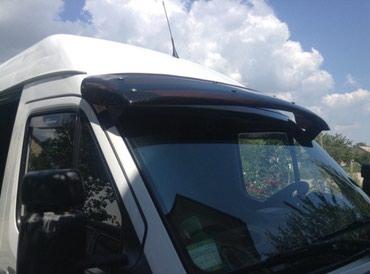 mercedes benz w124 e500 волчок купить в Кыргызстан: Козырек на СпринтерКозырек/кепка на лобовое стекло (дефлектор) на