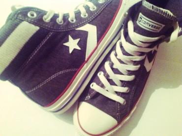 Кроссовки и спортивная обувь в Чаек: Продам Converse All Star. Цена 8000( торг ) Все предложения в чат