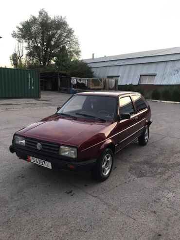 Volkswagen - Лебединовка: Volkswagen Golf 1.8 л. 1990