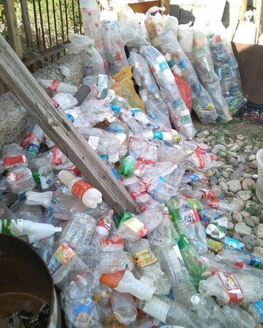 пластиковые бутылки бишкек in Кыргызстан | ОКНА, ДВЕРИ, ВИТРАЖИ: Читайте внимательно .П Р О Д А Ё Т С Я пластиковые бутылки, б/у, 20