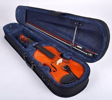 Спорт и хобби - Заречное: Куплю скрипку. Размер 4/4 вместе со смычкой,модель пойдёт