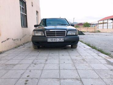 Mercedes-Benz C 180 1.8 l. 1995 | 35000 km