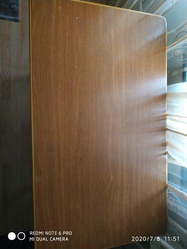 стол деревянный кухонный в Азербайджан: Деревянный кухонный стол
