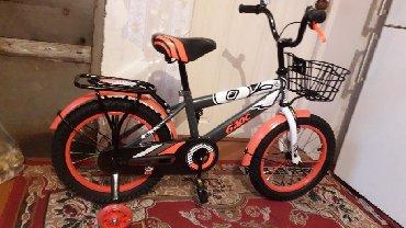 детский велосипед юниор в Кыргызстан: Новый детский велосипед Диски 16