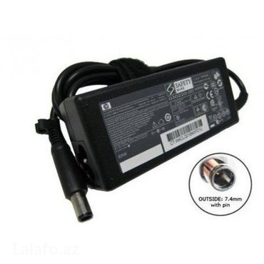 Hp 18. 5 3. 5 5. 0mm adapter class a keyfiyyet ve originallar var elav в Баку