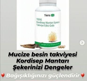 kordiseps - Azərbaycan: Kordiseps heç bir orqana mənfi təsiri olmayan əsasən tərlə xaric olan