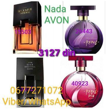 Avon dama - Srbija: Potrebno mi je 5 saradnika za Avon kozmetiku. Učlanjenje je besplatno