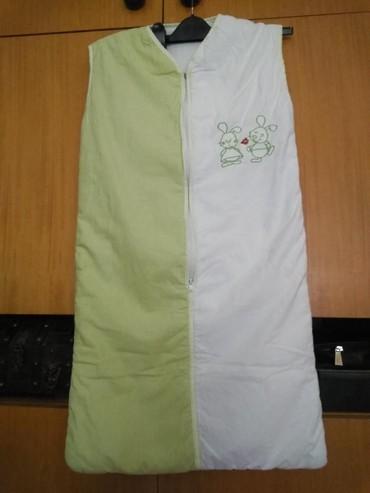Vreca za spavanje - Crvenka: Vrecica za bebe. duzina 90cm