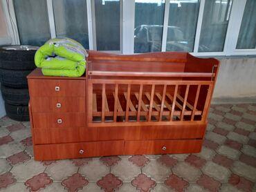 подработка в кара балте в Кыргызстан: Продаю детскую кровать 3в1 производство белорусия, в отличном