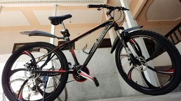 Велосипед китай  Материал алюмин  Сос 100% Место г .Ош  Ош район