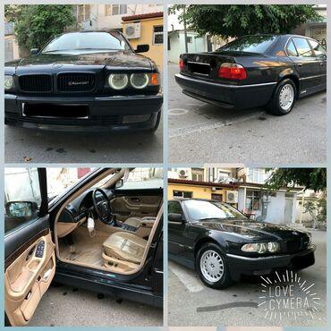 bmw 540i - Azərbaycan: BMW