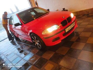 BMW 320 1.9 л. 1999   373000 км