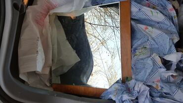Зеркало б/у размер 50см×50см декор для дома