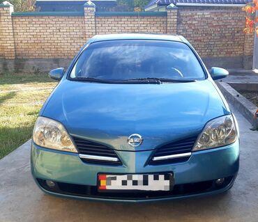 прикуриватель в Кыргызстан: Nissan Primera 1.8 л. 2003 | 140000 км